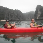 Cat Ba Island Kayaking